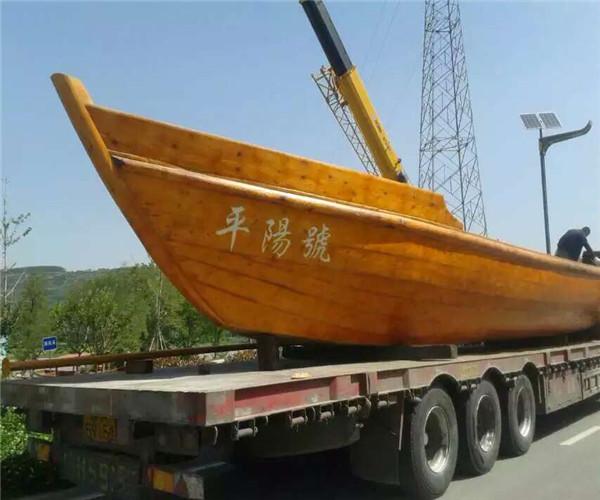 <b>木船</b>